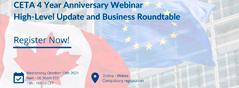 Acordo Económico e Comercial Global entre a UE e o Canadá