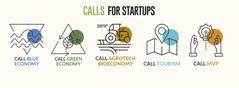 Calls For Startups