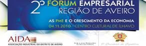 2.º Fórum Empresarial da Região de Aveiro