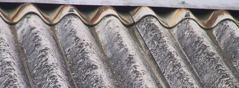 Remoção de amianto em edifícios e equipamentos de empresas